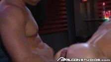 FalconStudios Ryan Rose Slammed by Stripper - duration 7:55