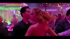 Elizabeth Berkley And Rena Riffel Striptease In Showgirls Movie