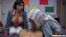 Blowjob Lessons with Mia Khalifa and Her Arab Friend (mk13818) - duration 5:08