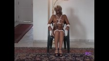 Fetisch-Concept com: - Bondage date for 2 girls with nipple torture -