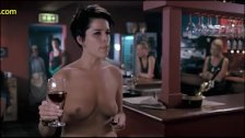 Neve Campbell Nude Boobs In I Really Hate My Job Movie