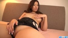 Bedroom toy passion along steamy Yui Kasuga