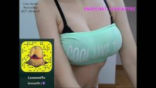 British show-My Snapchat: LoveWet9x