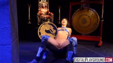 Digital Playground - Mortal Kombat A XXX Parody