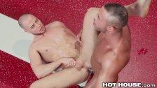 HotHouse Micah Brandt Bathhouse Ass Slam