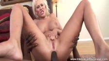 Outrageous Teen Anal With BBC