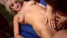 Blonde Swinger Threesome In Pool