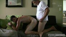 Dad Barebacks Straight Teen With Tight Hole Hidden Cam