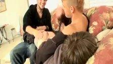 Old men massaging young boys tube hot older