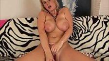 Tiana Shows Off Those Big Tits