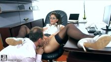 Valentina Rossini | Sweet Dreams Of A Young Secretary