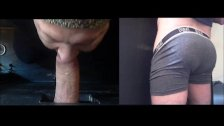 My Hot Thick Back To The Gloryhole Both Sides