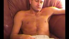 Homemade Video of Mature Amateur Brad Beating His Meat