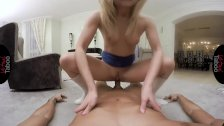 VIRTUAL TABOO - Bad Student Punished Hard by Stepfather