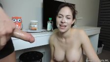 Amateur couple deep throat and sodomy