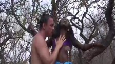 : african fetish porn in nature