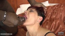 : Grannies Hardcore Fucked Interracial Porn with Old Women loving Bla...