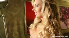 Photo shoot tease with Samantha Saint