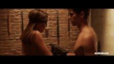 Charisma Carpenter Breasts Scene in Bound