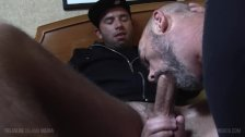 Nick Forte - Seasoned Daddy Cocksucker