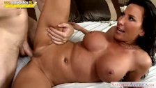 Horny private clip with Stepmom Lezley Zen