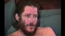 Homemade Video of Mature Amateur Larry Jerking Off