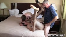 Teen Rentboy Initiated Bareback By Daddy