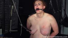 Amazon slave Chloe Davis humiliated and mercilessly punished in hard bdsm