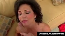 Dirty Mommy Deauxma Opens Her Anus Fo...