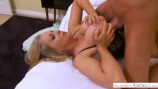 Amazing Step Mom Julia Ann play with me