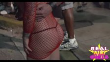 Insane Street Party Flashing in Key West Super High Quality Clip 2
