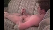 Homemade Video of Mature Amateur Dirk Jacking Off
