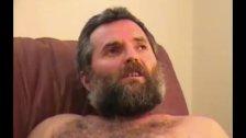 Mature Man Tim Jacks Off