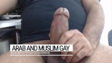 Feel deep Abu's thickness. Arab gay Saudi stud, genuine, vicious muslim