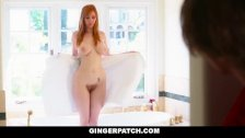 GingerPatch - Fucking My Sexy Ginger Stepmom