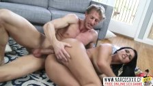 Appealing Step Mother Diamond Kitty Anal