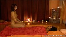 Satisfying and Relaxing Female Massage