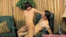 Danny Brooks and Jacob Marteny enjoying intense anal fucking