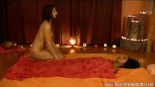 She Asks Her Friend To Massage Her