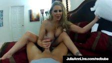 Milf Sex Queen Julia Ann Fucks Her Trick On Voyeur Spy Cam!