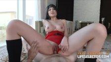 Brenna Sparks - Hot Brunette Fucked HARD