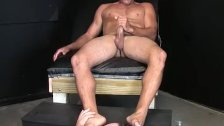 Peter and Jack just love sucking toes and jerking off