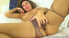 My favourite videos of Euro milfs in nylon: Montse, Chloe and Kristine