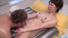 Strong scenes of soapy hardcore with Airi Miyazaki - More at 69avs com