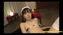 Famous Jav Idol Teens Fuck One Lucky Guy Dressed As Cosplay Maids