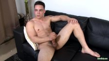 ActiveDuty Straight 22yo Uncut Soldier Jerks Thick Cock