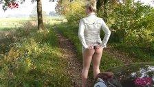 MyDirtyHobby - Bibixxx outdoor adventures
