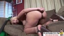 Busty Step-Mama Jordan Jaimes Riding Cock Good Her Son