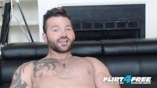 Flirt4Free - Maddox Ryker - Hunky Muscle Stud with Nice Cock Dominates You