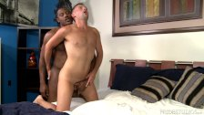 HOLY SHIT! Ur Big Black Cock Is FUCKING HUGE & I Luv It